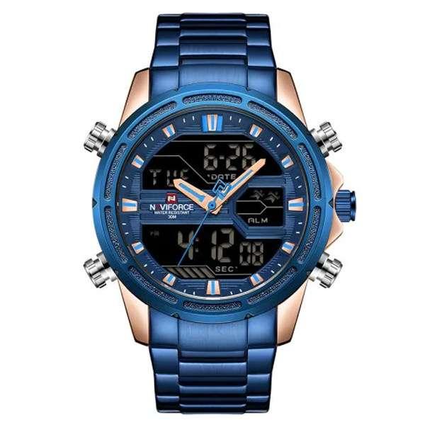 26 مدل بهترین ساعت مردانه نیوی فورس (فوق العاده) + قیمت و خرید اینترنتی