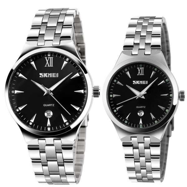 خرید ست ساعت مردانه و زنانه زیر 1 میلیون + قیمت