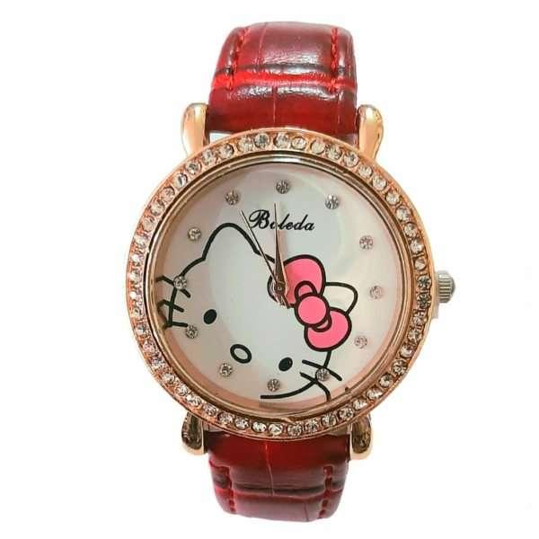 خرید 30 مدل ساعت دخترانه مارک دار جدید فانتزی + قیمت