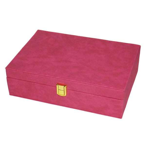 جعبه جواهرات ؛ راه حل عالی برای نگهداری انواع اکسسوری
